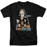 Star Trek The Next Generation TV Show T-Shirt Sizes S-3X NEW
