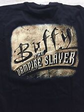 Vintage Buffy The Vampire Slayer T-Shirt NOS 90s Show XL
