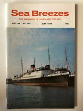 Sea Breezes Magazine May 1975 v49n353