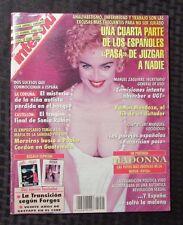 1995 INTERVIU Magazine Nov. Spanish MADONNA Cover FVF