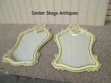 57346 Pair Large Decorator Mirrors
