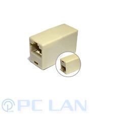 RJ45 Female to Female Network Ethernet LAN Connector Joiner Couplers Extender