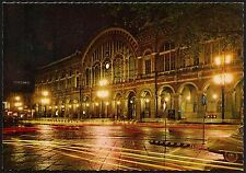 AD2923 Torino - Città - Stazione ferroviaria Porta Nuova di notte