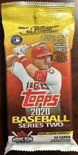 Case Hit! #d ON CARD AUTOGRAPH! HOT PACK 2020 Topps SERIES 2 Baseball 1985 Auto