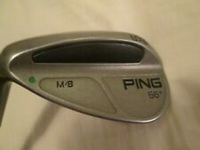 Lh Ping M/B 56° Wedge Fujikura R-flex Green Dot
