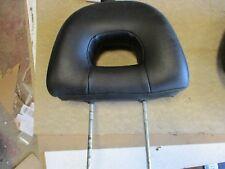 mitsubishi shogun mk3 leather headrest 99 - 06 pajero