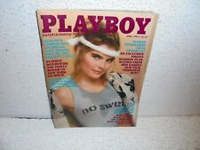 Vintage Playboy Magazine April 1982  Ed Koch Interview  Reagan's War on Drugs