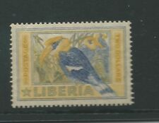 Liberian Animal Kingdom Postal Stamps