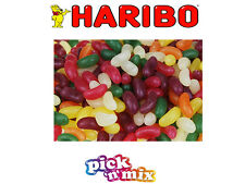 HARIBO JELLY BEANS WHOLESALE SWEETS WEDDING CART FAVOURS PARTY BAG PICK N MIX