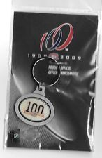 Montreal Canadiens ''100 Seasons, 1909-2009'' NHL Hockey Keychain