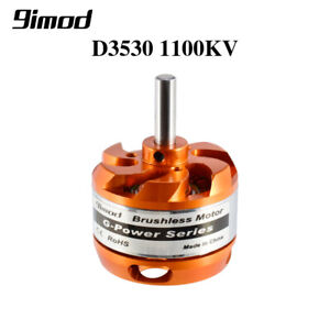9imod D3530 1100KV Brushless Motor For Mini Multicopters RC Plane Aircraft