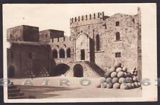 GRECIA GREECE Ελλάδα EGEO Aegean RODI 42 RODOS RHODES Ρόδος Cartolina viag. 1933