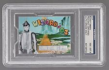 Christian Buddy Ebsen Wizard of Oz Original Scarecrow PSA DNA  Cut Autograph