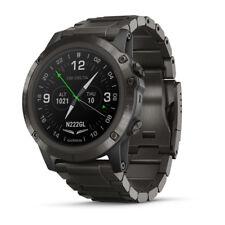Garmin D2 Delta PX - Carbon Gray DLC Titanium with DLC Titanium Band - GPS