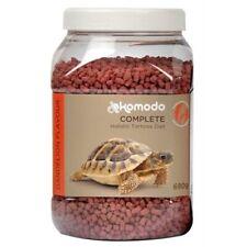 Komodo voer schildpad paardebloem
