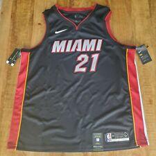 Nike NBA Miami Heat Hassan Whiteside Swingman Jersey SZ XXL 56 BNwT 864487-010