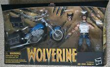 Marvel Leyendas Serie Ultimate Rider Wolverine 6 pulgadas figura + Motor ciclo