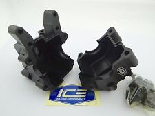 Losi 1/5 Alloy Front Diff Housing ICE RC Losi 5ive Rovan LT KM X2 ICE3032 BLACK