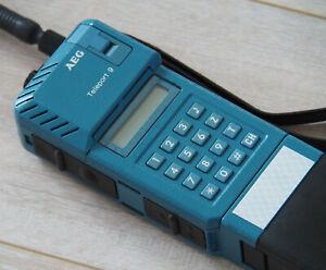 AEG Teleport 9-80 FuG13b Handfunkgerät  BOS 4m