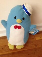 """Sanrio Tuxedosam 9"""" Plush Penguin"""