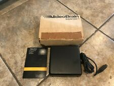 RARE Vintage Video Brain Expander 1 w/ Box & Instructions New Computer Accessory