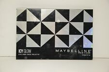 Maybelline New York Icy Glow Eye and Face Palette, 0.37 Ounce
