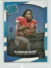 2017 PANINI DONRUSS KAREEM HUNT RATED ROOKIE #332 mint from pack