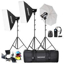 Neewer 540W Professional Photography Studio Flash Strobe Light Lighting Kit