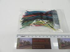 """GPS ST3 Multi Color Heat Shrink Tube Diameter 1mm x 4"""" Length (Set of 50)"""