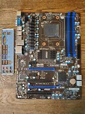 MSI 970A-G46 Motherboard AM3/AM3+ DDR3
