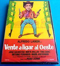 VENTE A LIGAR AL OESTE - Alfredo Landa - Precintada