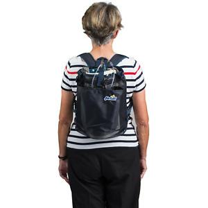 Roscoe Medical Liquid Oxygen Backpack - Portable Oxygen Tank Holder Bag for S...