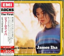 JAMES IHA-LET IT COME DOWN -EMI ROCKS THE FIRST--JAPAN CD BONUS TRACK D50