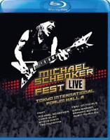 MICHAEL SCHENKER: FEST - LIVE - TOKYO INTERNATIONAL FORUM HALL A USED - VERY GOO