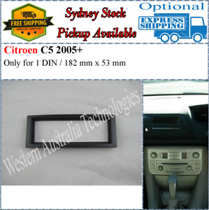 Fascia Fits Citroen C5 2004-2008 Peugeot 407 2004-2010 407 Coupe 2005-2011*