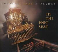 Emerson, Lake And Palmer (ELP) - In The Hot Seat (NEW 2CD)