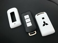 HARD SHELL CASE COVER FOR 2/3 BUTTON SMART KEYLESS FOB MITSUBISHI L200 OUTLANDER