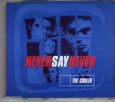(CY683) The Cooler, Never Say Never - 1996 CD