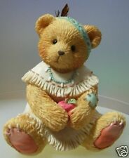 "CHERISHED TEDS ""WINONA"" AN INDIAN BEAR 617172 MINT IN BOX RETIRED IN 1997"