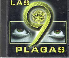 LAS 9 PLAGAS - TITO Y HECTOR,TEMPO,NICKY JAM,WISIN Y YANDEL,DADDY YANKEE-CD