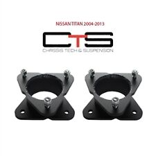 """CARBON STEEL LIFT KIT BLOCK COIL SPACER FRONT 2.5"""" 4WD 4X4 Ram 1500"""