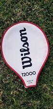 T2000 Wilson Metal Racquet