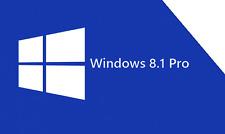 Windows 8.1 PRO 64 BIT Reinstall  DVD