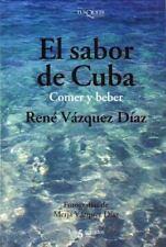 El sabor de Cuba (Los 5 Sentidos) (Spanish Edition)-ExLibrary