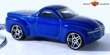 NICE KEY CHAIN 2003/2004/2005/2006 BLUE CHEVY SSR CHEVROLET LIMITED EDITION NEW