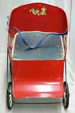 Vintage Muskin Co. Doll Stroller As Is