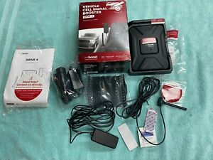 weBoost 475021 Weboost Drive X Cell Phone Signal Booster Car, Truck, Van, or SUV