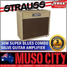 Strauss Guitar Combo Amplifiers 1