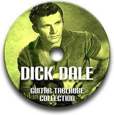 DICK DALE SURF ROCK GUITAR TABS TABLATURE SONG SOFTWARE CD