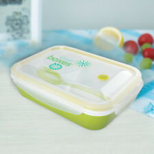 Microwave Bento Lunch Box Picnic Food Container Storage Box For Kids Adult FDA